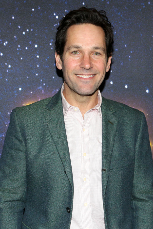 <p>Paul Rudd walks the red carpet.</p><br />(© David Gordon)
