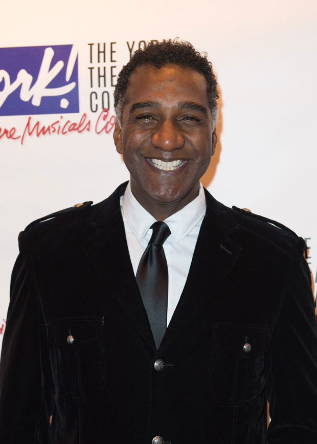 <p>Norm Lewis performed.</p><br />(© Allison Stock)