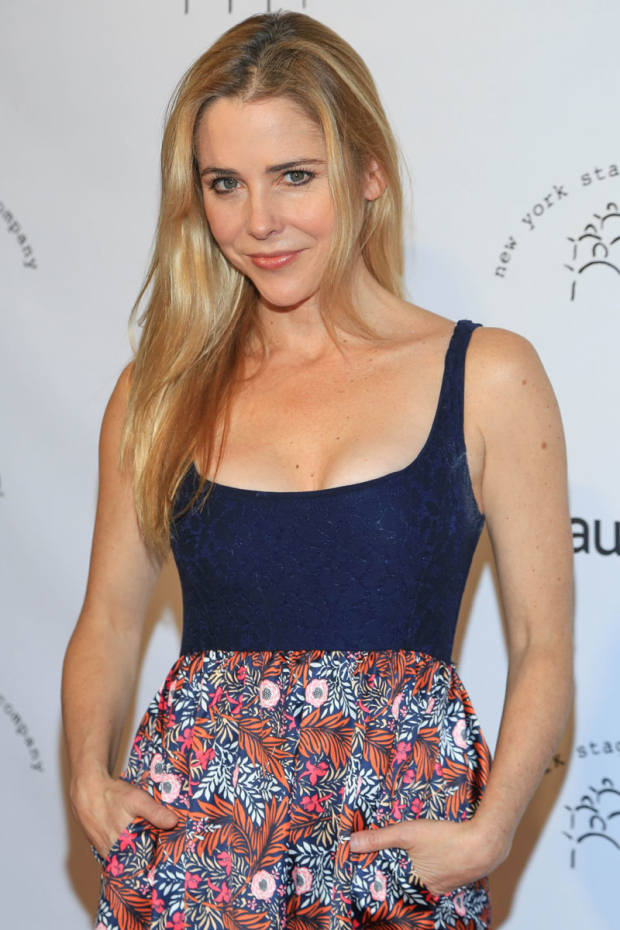 <p>Kerry Butler plays Tina Fey&#39&#x3B;s role of Ms. Norbury in the Broadway production of <em>Mean Girls</em>.</p><br />(© Tricia Baron)