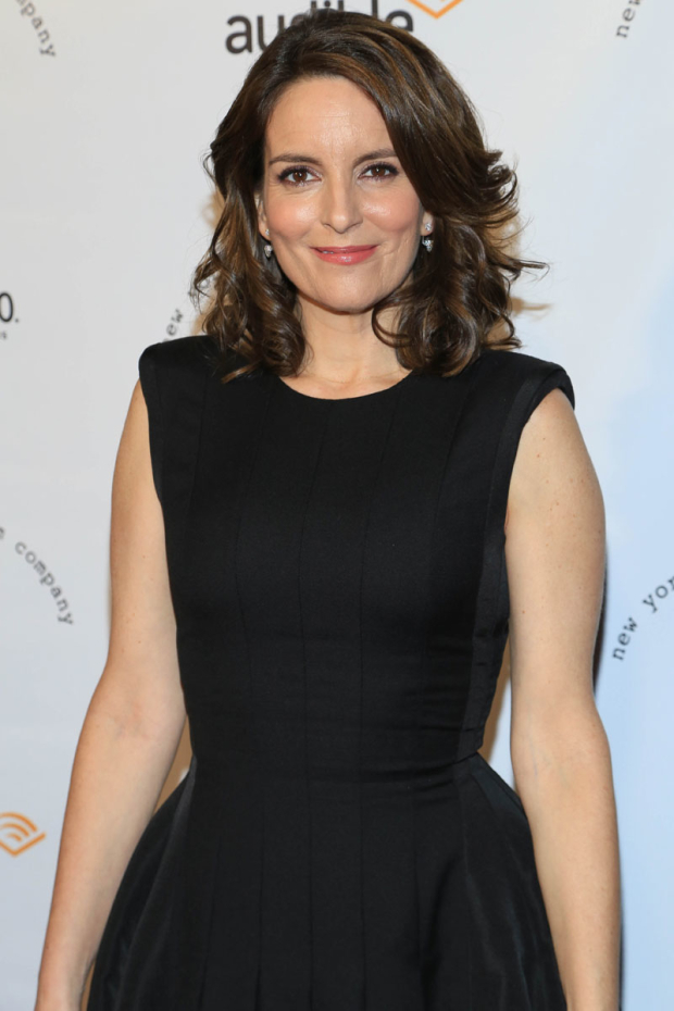 <p><em>Mean Girls</em> writer Tina Fey was honored.</p><br />(© Tricia Baron)