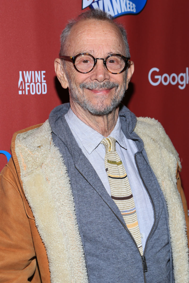 <p>Tony winner Joel Grey took in the show.</p><br />(© Tricia Baron)