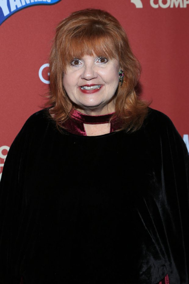 <p>Annie Golden starred as Doris.</p><br />(© Tricia Baron)