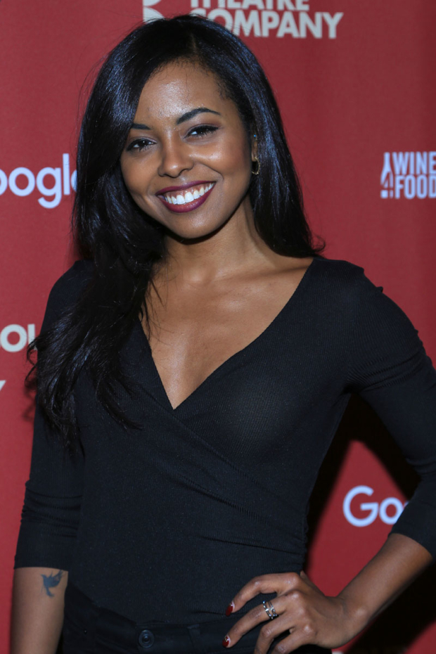 <p>Adrienne Warren played Gloria Thorpe.</p><br />(© Tricia Baron)