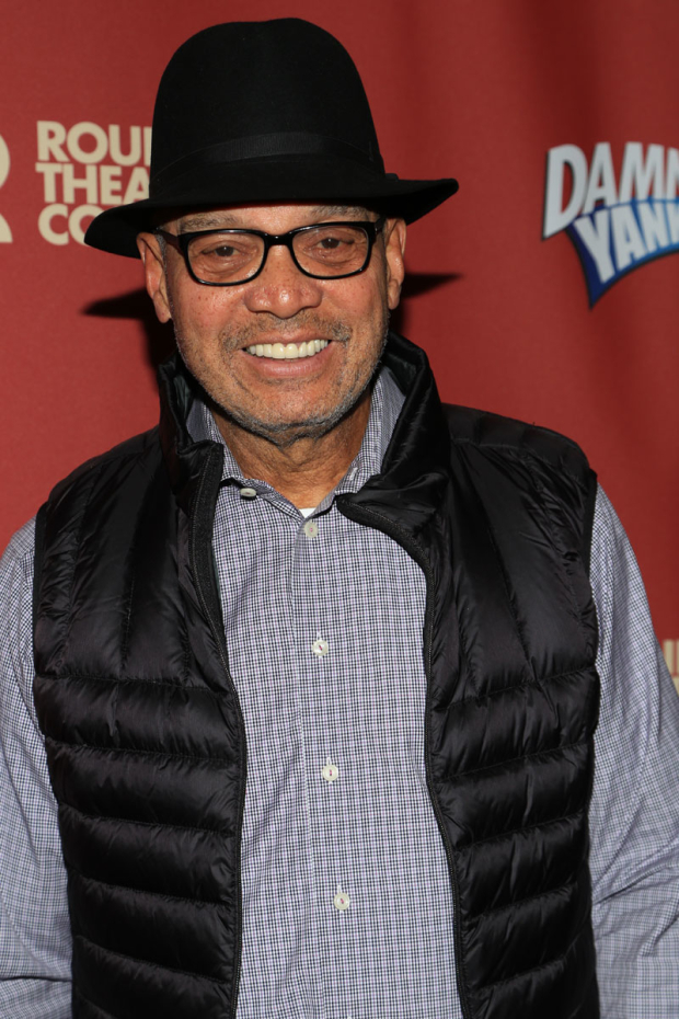 <p>Former Yankee right fielder Reggie Jackson played Mr. Welch.</p><br />(© Tricia Baron)