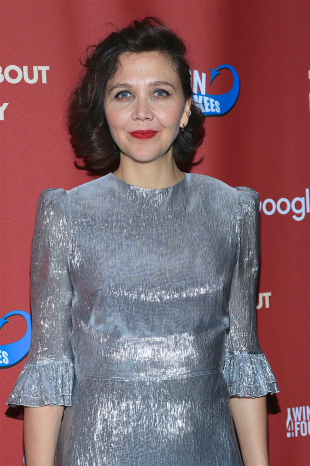<p>Maggie Gyllenhaal played Lola.</p><br />(© Tricia Baron)