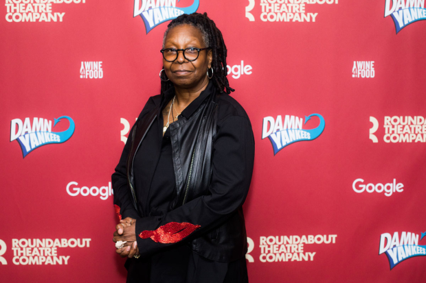 <p>Whoopi Goldberg starred as Applegate.</p><br />(© Evan Zimmerman)