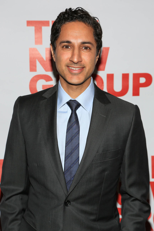 <p>Maulik Pancholy stars in <em>Good for Otto</em>.</p><br />(© Tricia Baron)