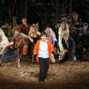 Venturing Into the Woods at Sondheim in the Park