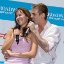 PHOTO FLASH: Aaron Carter, Jersey Boys, Voca People at Broadway in Bryant Park