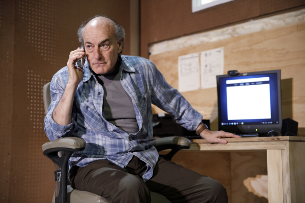 <p>Peter Friedman stars as The Son.</p><br />(© Joan Marcus)