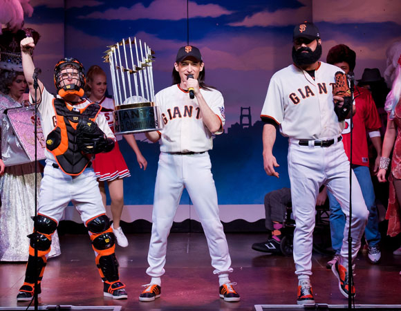<p>2012: &quot&#x3B;We are the champions…&quot&#x3B; In both 2012 and 2013, the San Francisco Giants took home the World Series Championship title.</p><br />(© Rick Markovich)