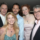 PHOTO FLASH: Leslie Hendrix, Michael Rupert and 7th Monarch Company Celebrate Off-Broadway Opening