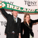 PHOTO FLASH: David Alan Grier, Josh Groban, Glen Hansard, Markéta Irglová on the Tony Awards Red Carpet