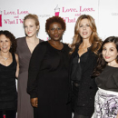 PHOTOFLASH: Lucy DeVito, Katie Finneran, Capathia Jenkins, Rhea Perlman and Rita Wilson Join Love, Loss and What I Wore