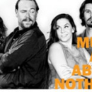 Justin Lang, Amanda Morrow Lead Cast of Free Shakespeare Presentation of Much Ado About Nothing