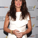 PHOTO FLASH: Jonathan Groff, Brian d'Arcy James, Brooke Shields, Kevin Spacey Arrive at Drama Desk Awards