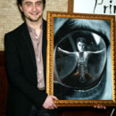 Equus' Daniel Radcliffe Receives Portrait on Wall of Tony's DiNapoli