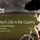 Full Cast Announced for Chekhov's Life In The Country