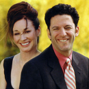 John Pizzarelli and Jessica Molaskey at the Café Carlyle