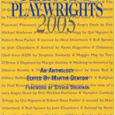 Ferguson, Knowlton, and Aulisi to Read From Plays and Playwrights