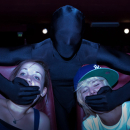 Ninjas Silence Chatty Theatergoers