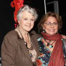 Angela Lansbury and Elizabeth Ashley in the House for Angelica Page's Turning Page