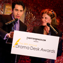 Giant and Hands on a Hardbody Lead Nominees of 2012-2013 Drama Desk Awards