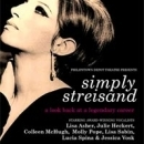 Simply Streisand to Play Philipstown Depot Theatre on January 15