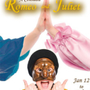 Faction of Fools to Present A Commedia Romeo and Julliet