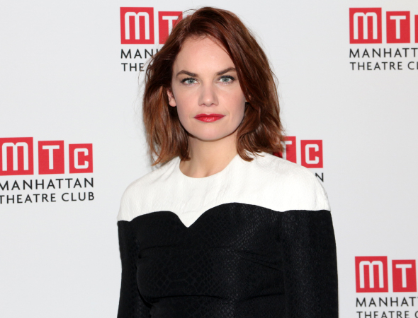 <p>Ruth Wilson celebrates her Broadway debut (and her birthday) just two days after winning a Golden Globe Award for <em>The Affair</em>.</p><br />(© David Gordon)
