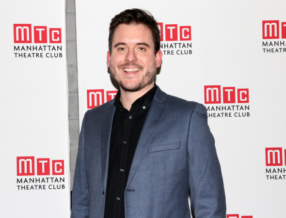 <p>Director Michael Longhurst is thrilled to make his Broadway debut after directing <em>Constellations</em> in London to much acclaim.</p><br />(© David Gordon)
