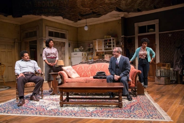 <p><em>A Raisin in the Sun</em> opens September 15.</p><br />(© T. Charles Erickson)