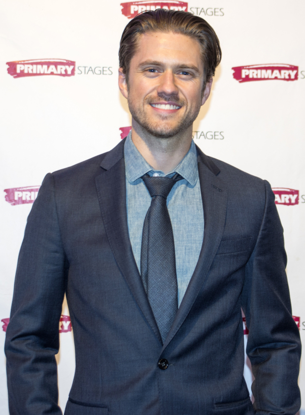 <p>Aaron Tveit starred in the Broadway productions of Shaiman-Wittman musicals <em>Hairspray</em> and <em>Catch Me If You Can</em>.</p><br />(© Allison Stock)