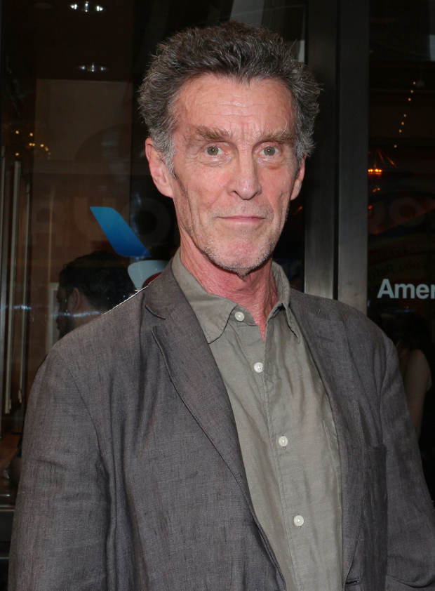 <p>Actor John Glover walks the red carpet.</p><br />(© David Gordon)