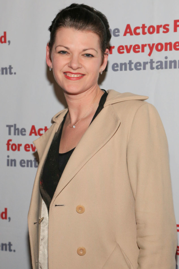<p>Actors Equity President Kate Shindle was in attendance.</p><br />(© Tricia Baron)