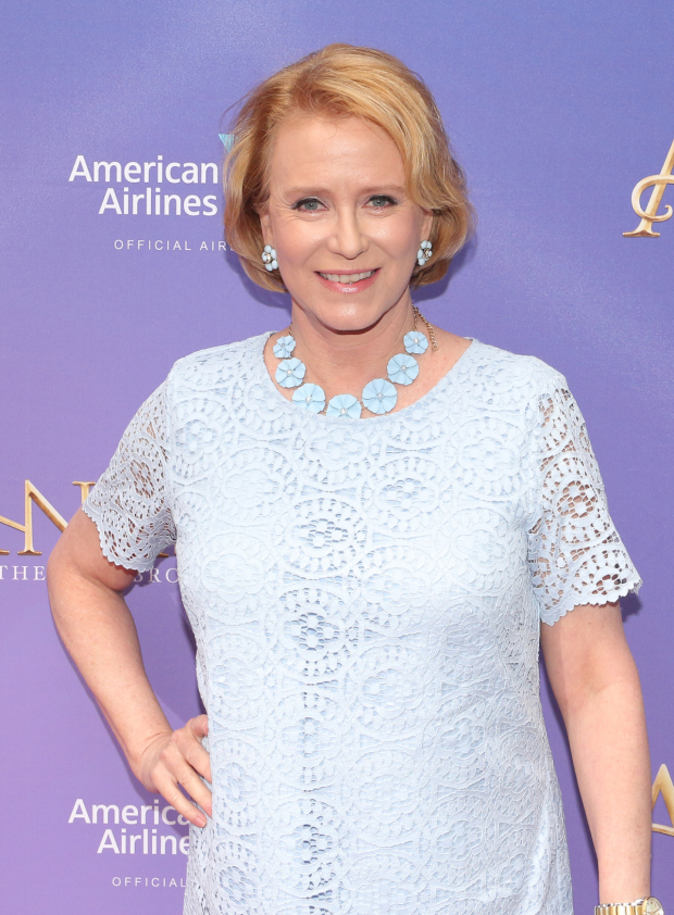 <p>Actor Eve Plumb was in attendance.</p><br />(© David Gordon)