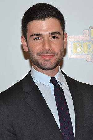 <p>Adam Kantor is a member of the Betsy Wolfe cheering section, having starred with her last year in <em>The Last Five Years</em>.</p><br />(© David Gordon)