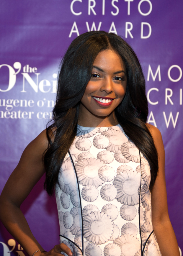 <p>Adrienne Warren is a 2016 Tony nominee for her performance in <em>Shuffle Along</em>.</p><br />(© Allison Stock)