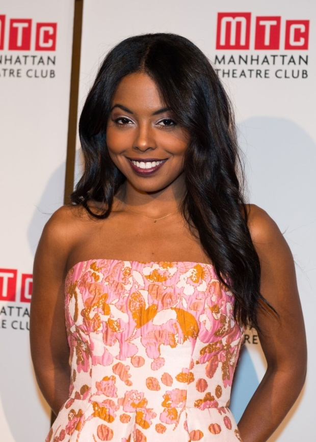 <p>Adrienne Warren is on hand to present a number from <em>Shuffle Along</em>.</p><br />(© Allison Stock)