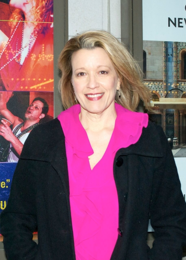 <p>After a yearlong run in Broadway&#39&#x3B;s <em>Cabaret</em>, Linda Emond gets the chance to attend a Broadway opening night.</p><br />(© Kristin Goehring)