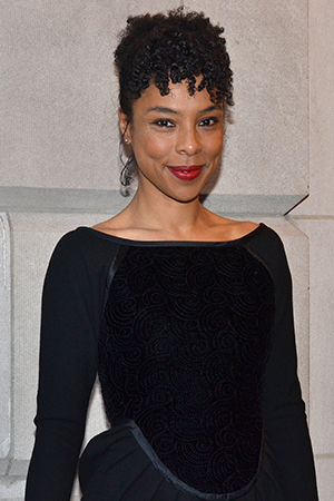 <p>After opening her own show, <em>A Raisin in the Sun</em> star Sophie Okonedo supports her colleagues in the Broadway community.</p><br />(© David Gordon)