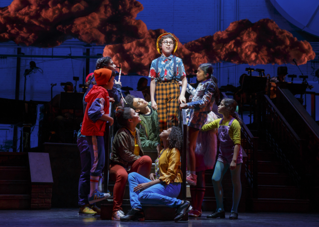 <p>Anthony Rosenthal leads the company in &quot&#x3B;One Was Johnny.&quot&#x3B;</p><br />(© Joan Marcus)