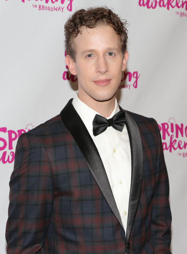 <p>Alex Wyse returns to the stage as Georg.</p><br />(© David Gordon)