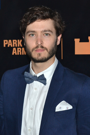<p>Alexander Vlahos plays Malcolm.</p><br />(© David Gordon)