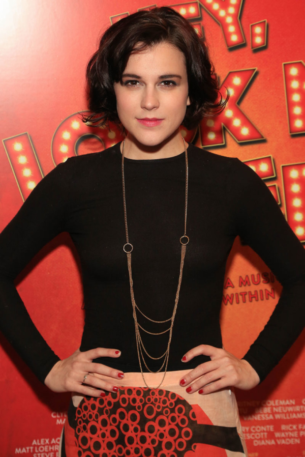 <p>Alexandra Socha was a real showstopper with her performance of &quot&#x3B;Look What Happened to Mabel&quot&#x3B;.</p><br />(© Tricia Baron)