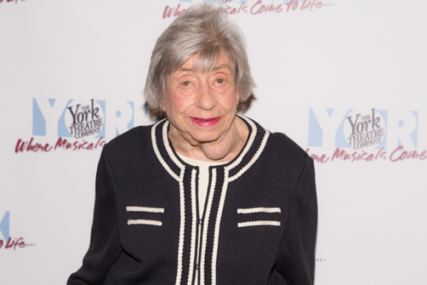 <p>Alice Hammerstein Mathias was among the evening's special guests.</p><br />(© Seth Walters)