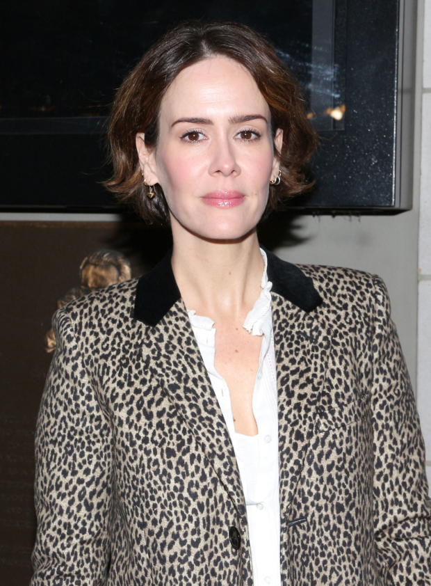 <p><em>American Horror Story</em> star Sarah Paulson was in attendance.</p><br />(© David Gordon)
