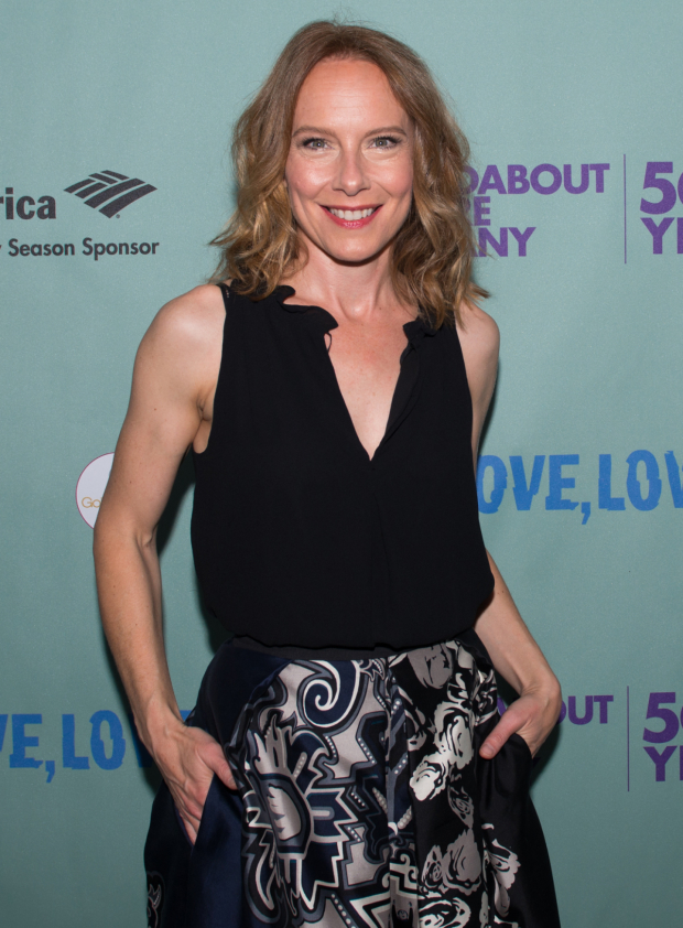 <p>Amy Ryan returns to the theater with her role in Mike Bartlett&#39&#x3B;s new play.</p><br />(© Allison Stock)
