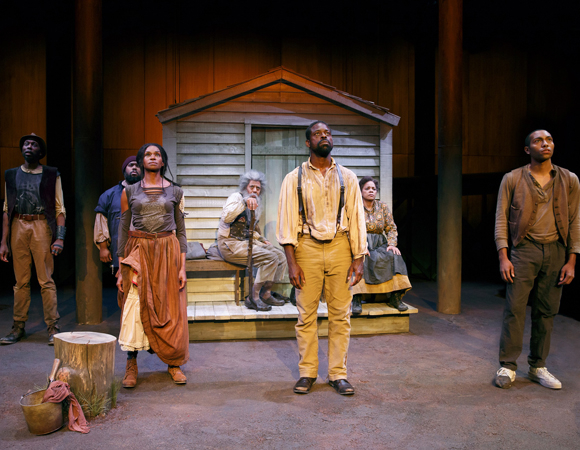 <p><em>Father Comes Home From the Wars (Parts 1, 2, &amp&#x3B; 3)</em> opens at the Public Theater October 28.</p><br />(© Joan Marcus)