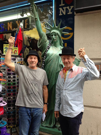 <p>&quot&#x3B;Liberty!&quot&#x3B;</p><br />(Photo via @SirPatStew)